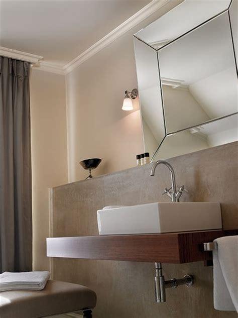 Wohnideenwandgestaltungmaler  Fugenloses Bad Ohne