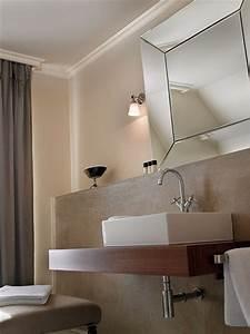 Moderne Wandgestaltung Bad : wohnideen wandgestaltung maler fugenloses bad ohne fliesen als badgestaltung in wiesbaden ~ Sanjose-hotels-ca.com Haus und Dekorationen