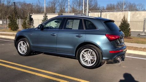 Blue Audi Q5 by 2017 Audi Q5 Utopia Blue Metallic