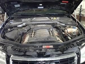2004 Audi A8 Engine Motor Vin L  E 4 2l