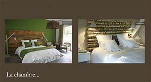 chambre adulte nature meilleures images d39inspiration With peinture couleur bois de rose 19 jetais comme ca