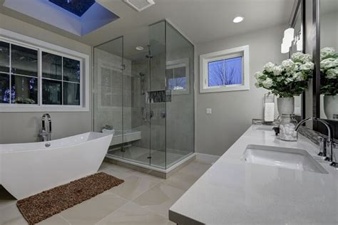 chambre ouverte sur salle de bain rénovation salle de bain guide complet pour refaire sa