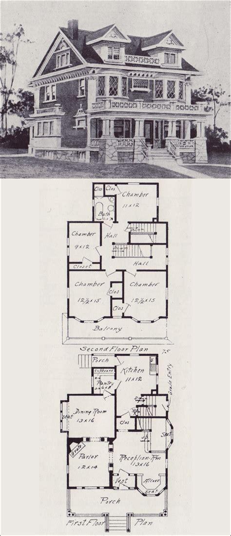 classical revival house plan seattle vintage houses  western home builder design