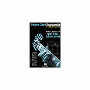 Hal Leonard Picture Chord Encyclopedia For Left