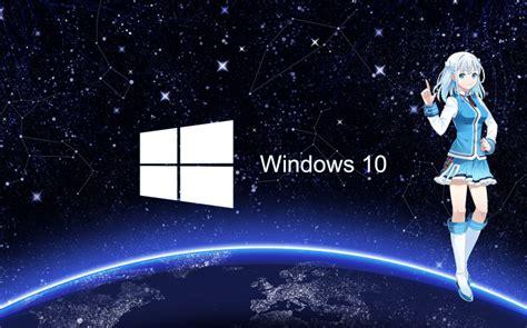 Windows 8 Anime Wallpaper - anime anime windows 10 os touko madobe hd