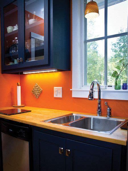 Best 25+ Orange Kitchen Ideas On Pinterest  Blue Orange