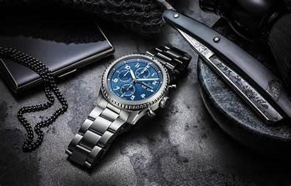 Breitling Watches Navitimer Luxury Swiss Chronograph Alligator