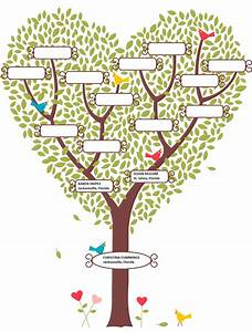 family tree template family tree template dwg With picture of family tree template