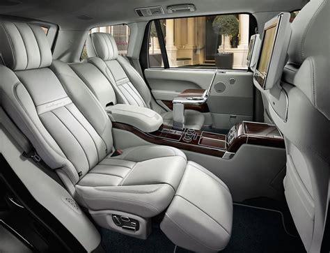 luxurious car interior designs