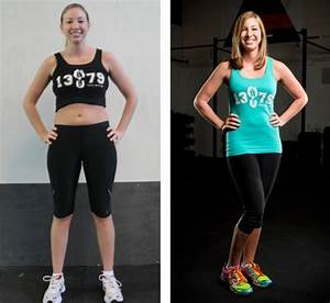 Before and After CrossFit. | Physical Activity | Pinterest