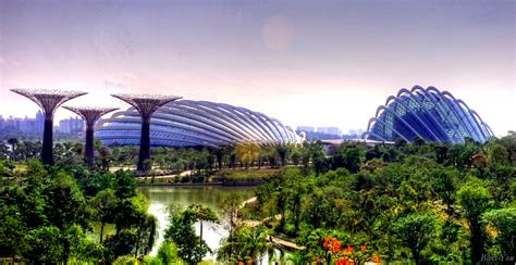 singapore gardens by the bay marina bay sands lifestylenerd