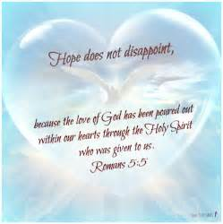 In Our Hearts Holy Spirit Poured Out of Love