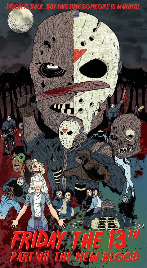 cormac hughes friday the 13th part vii the new blood