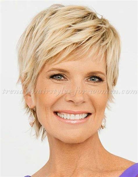 20  Short Haircuts For Over 50   Short Hairstyles 2016