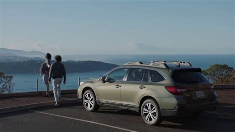 Subaru Commercial And Baby by Subaru Outback Never Early Ad Commercial On Tv