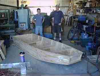 Should I Buy A Jon Boat by Building A Wooden Jon Boat With Simple Plans For Small