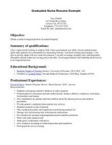 phd student resume exle image gallery nursing grad