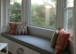 custom bay window cushions perfect size    usa