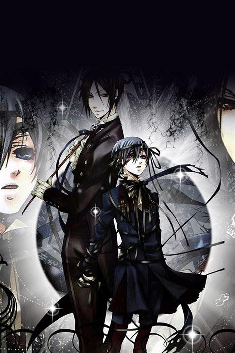 Anime Black Butler Wallpaper - freeios7 anime black butler parallax hd iphone