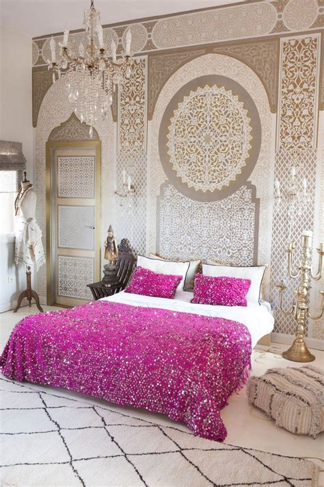 chambre style marocain decoration marocaine chambre