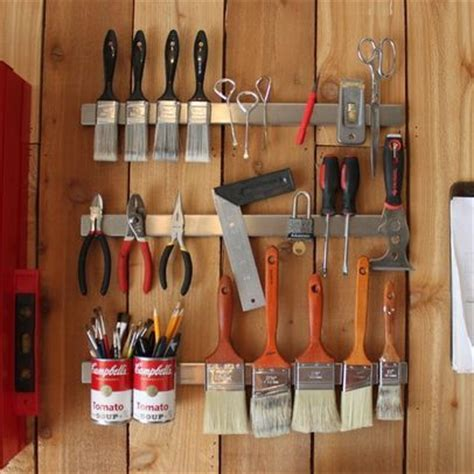 Garden Tool Rack Diy by 15 Must See Shed Organization Pins Shop Organization