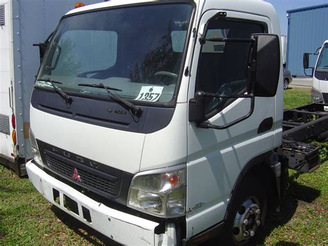 mitsubishi truck mitsubishi fuso 2006 fe truck used busbee 39 s trucks and parts