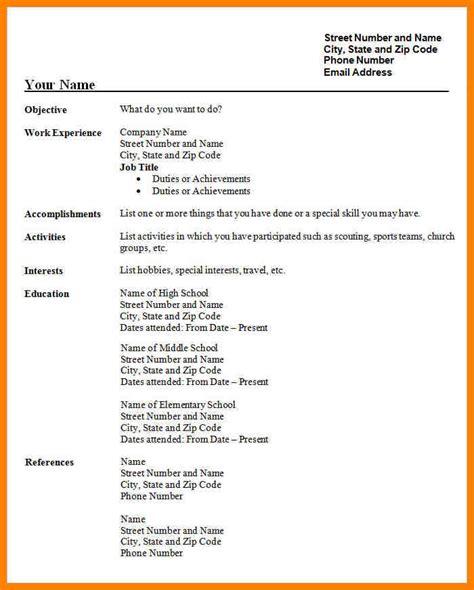 cv resume cains