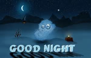 Animated Good Night