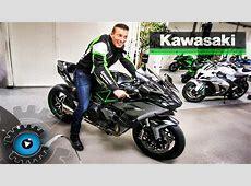 DAS SCHNELLSTE MOTORRAD DER WELT? NINJA H2R Kawasaki