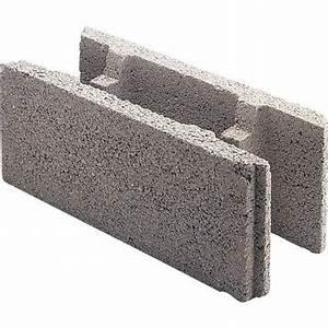 Parpaing Ou Brique : parpaing brique parpaing creux bloc bancher bloc ~ Dode.kayakingforconservation.com Idées de Décoration