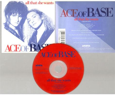 Ace Of Base All That She Wants Records, Lps, Vinyl And Cds