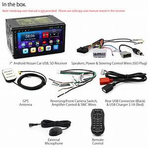 Android Car Mp3 Player For Nissan Qashqai Juke Note Head