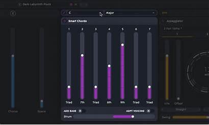 Roli Studio Chords Notes