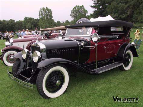 1927 Lasalle 303 Information And Photos Momentcar