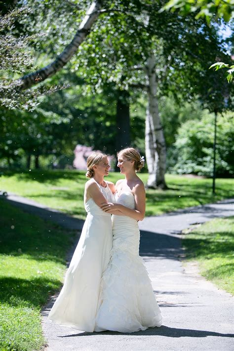 mount holyoke college summer wedding cate  cathrine