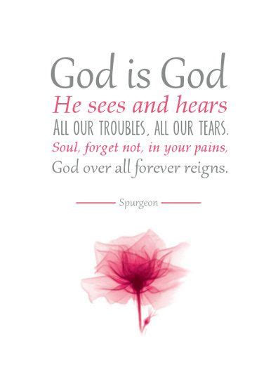 god all forever reigns spurgeon hymn quote christian