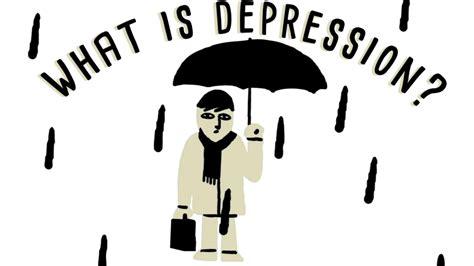 Depression Transparent Background