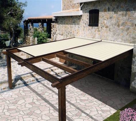 patio cover retractable cover exterior pergolas