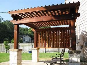 Fabriquer Pergola Bois : modele de pergola en bois ~ Preciouscoupons.com Idées de Décoration