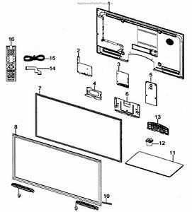 ReplacementScrews Stand Screws for Samsung UN43MU6300 UN43MU6300FXZA