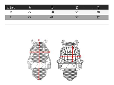 Motorcycle Riding Armor Protective Gear Breastplate For