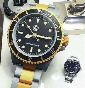 Guy, 3d, Prints, Excellent, Massive, Rolex, Submariner, Watch, A, True, Desk, Diver
