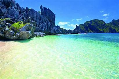 Palawan Philippines Beaches Island Philippine Islands Summer