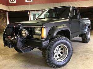 1987 Jeep Comanche 4x4