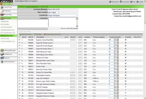 smartturn warehouse management system