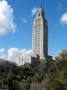 Louisiana State Capitol Baton Rouge LA