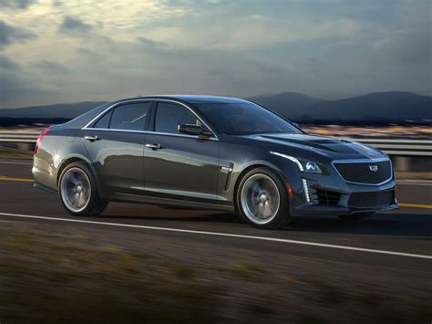 New 2018 Cadillac Ctsv  Price, Photos, Reviews, Safety