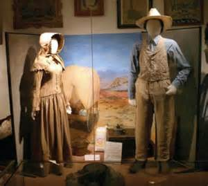 Oregon Trail Pioneer Clothing Men