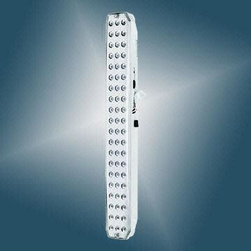 rechargeable emergency wall mounted led light with sealed