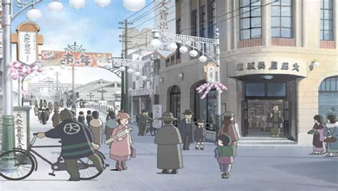 Anime Movie In This Corner Of The World In This Corner Of The World Comes To Us Cinemas This